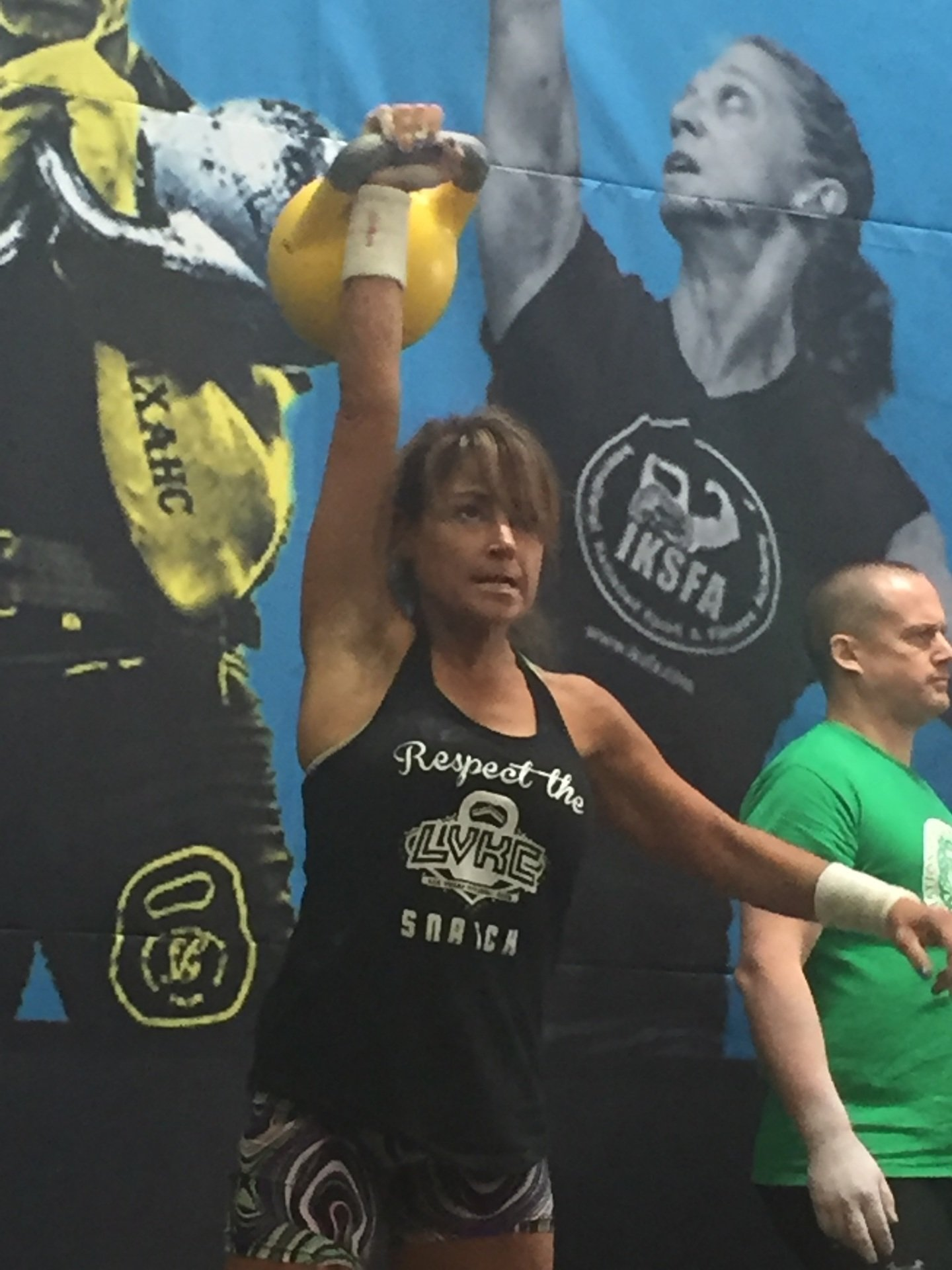 The Magic  of Kettlebell Sport